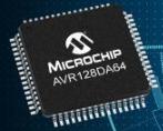 Microchip推出下一代AVR DA系列单片...