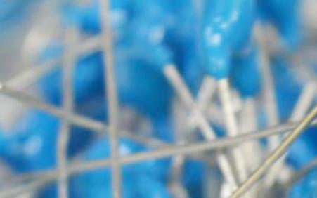 Y2-472M安规陶瓷电容的参数及工艺流程