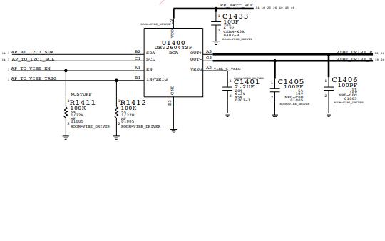 iPhone 6P的維修圖紙和電路原理圖免費下載