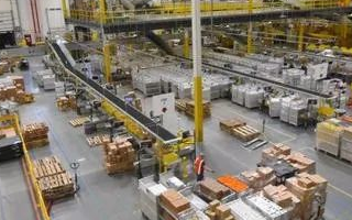 亚马逊正在开始在其仓库内部署热成像仪