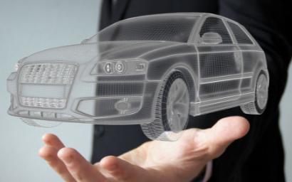 大众用AI和3D打印技术来创新汽车组件制造方式