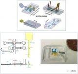 """法国研究团队开发了""""滑动壁"""",作为微流控装置中流体控制的新技术"""