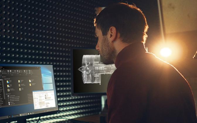 GPU霸主的新技能:PC桌面化身「微信小程序」