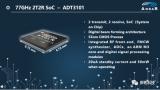 岸�_科技�l布新一代低功耗、低成本的77GHz CMOS的雷�_SoC芯片
