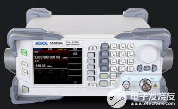 浅谈RIGOL DSG3120射频信号源