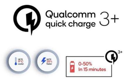 高通推出QC4.0快充技术,兼容新式高效率电力管理IC/PMIC