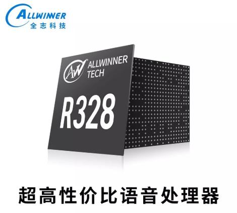 """全志智能语音专用处理器R328荣获""""2019全球电子成就奖"""""""