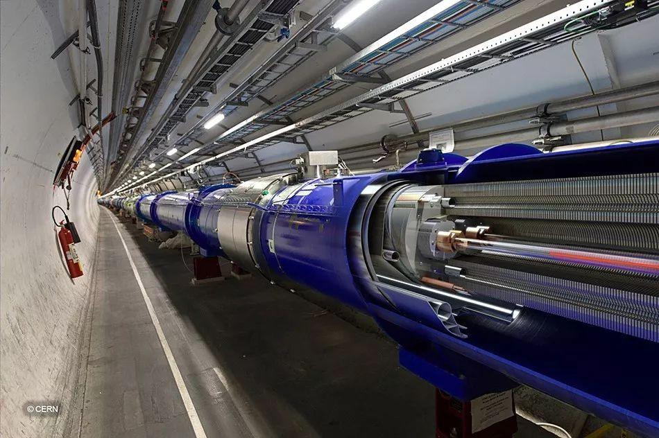 CERN在新兴技术的运用与宇宙探索领域位居学界前沿