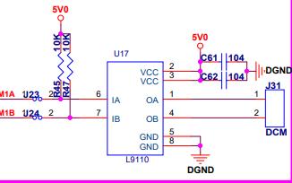 玻爾電子宙斯盾板SXD28335B QFP的電路原理圖免費下載