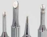 斜頭電烙鐵改進的操作方法和應用優點