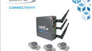 贸泽电子备货Laird Connectivity Sentrius IG60-BL654入门套件