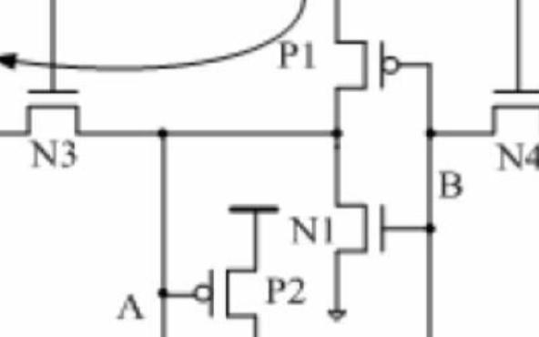 SRAM存储器写操作分析