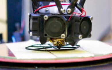 3D打印微针,助力无痛注射和采血或成可能