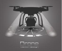 利用無人機加上熱成像儀降低執法人員安全風險