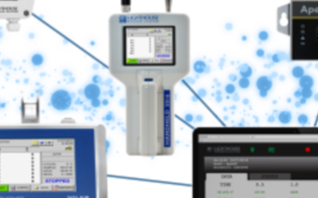 塵埃粒子計數器檢漏凈化空調高效過濾器的操作方法!