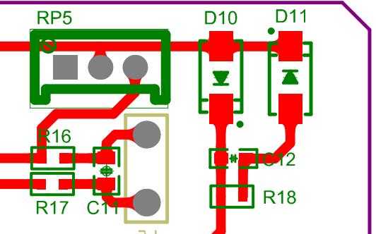飞思卡尔智能小车的感应电感的PCB资料资料说明