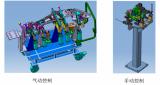 分装夹具的工作原理和焊接事项说明