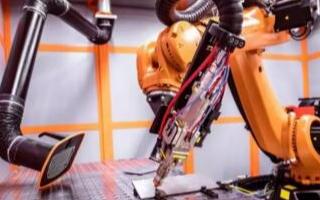 工業機器人產業鏈逐步完善_國產化空間廣闊