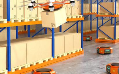 亚马逊最新仓库机器人,即将进驻全球物流中心