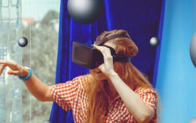 虚拟现实的技术创新为文旅应用提供了可能性