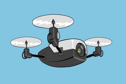 四軸航拍飛行器結構_航拍飛行器的制作教程