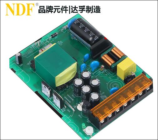 NTC热敏电阻器在(开关电源)浪涌电流抑制中的作...