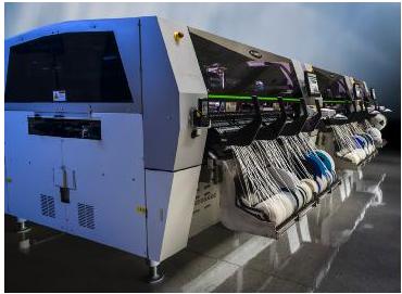 Synapse电子增添两条Fuzion贴片机生产线,可满足公司长期OEM产量需求