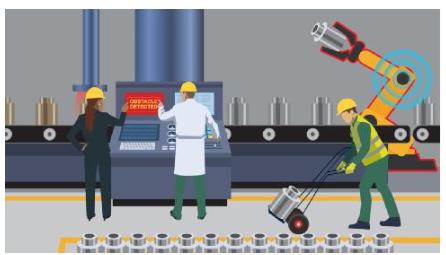 邊緣智能化為自主工廠提供動力