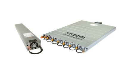 雅特生科技推出符合開放計算項目開放式機架標準第3版的全新機架式電源