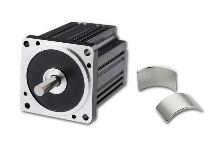 常用永磁材料在永磁直流无刷电机中的应用