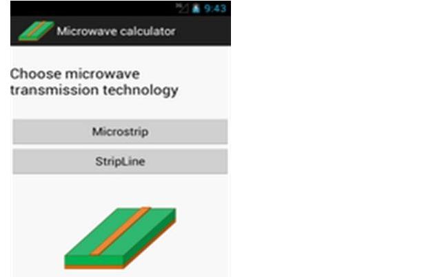 微波计算器Microwave Calculator手机应用软件免费下载