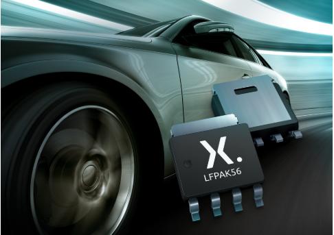 Nexperia發布P溝道MOSFET,采用節省空間的堅固LFPAK56封裝