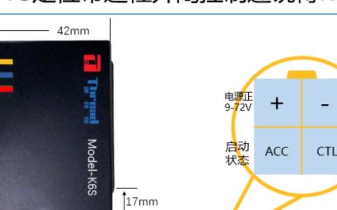 景区旅游电动车?GPS车载4G通讯TBOX终端  (北斗+GPS+LTE+ACC/CTL)