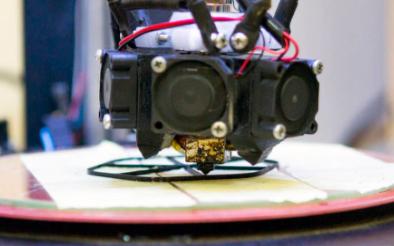 惠普面向批量生产而推出了5200系列3D打印机