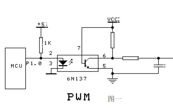 使用51单片机输出PWM的方法详细说明