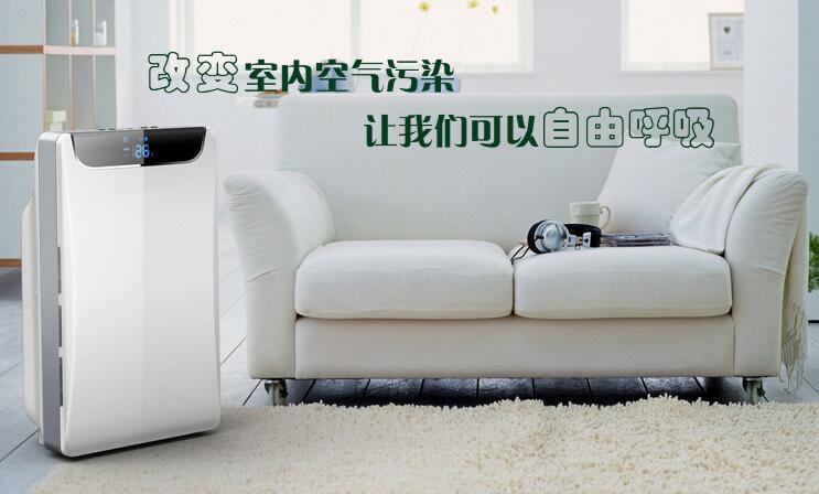 勒夫迈|空气质量传感器在健康家居中的应用