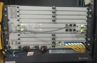 甘肅移動采用華為半有源MWDM產品方案開通5G前傳商用網絡