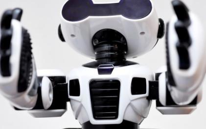 新款馬路機器人現身,未來將會有更多種類的機器人