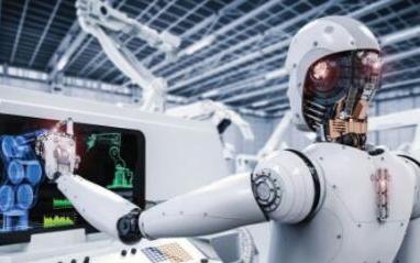 工�I�C器人的特�c