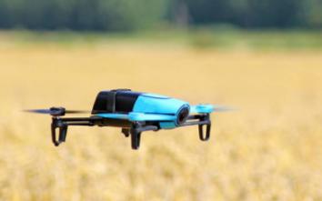 无人机应用增加,未来将看见更多无人机的身影