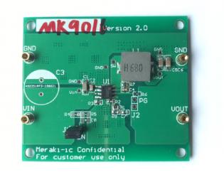 茂睿芯推出国内首款输入电压高达110V的同步降压芯片MK9016