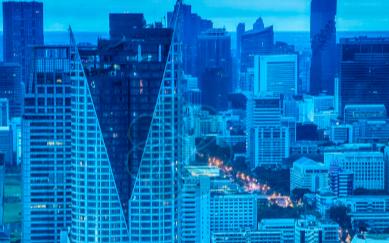 新冠病毒加速智慧城市的技术应用以增强城市弹性