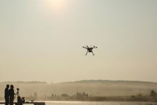 英国大规模引入商业无人机,预计到2023年无人机...