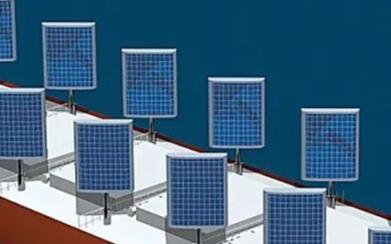 全球航运业正在经历风力发电的复兴