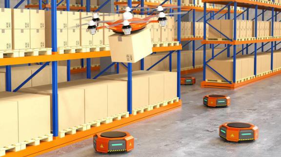 AL t4518531143795712 亚马逊最新仓库机器人,即将进驻全球物流中心