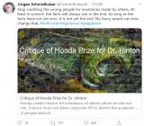 计算机科学家Jürgen直指Hinton不应获2...