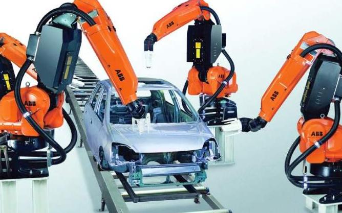 浅谈ABB机器人指令开发过程
