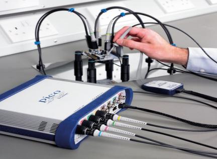 Pico Technology 推出多通道探針定位系統