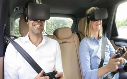 索尼自動駕駛AR/VR專利搶先看