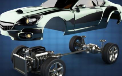 汽車底盤外部裝甲,進一步提高汽車隔音降噪效果